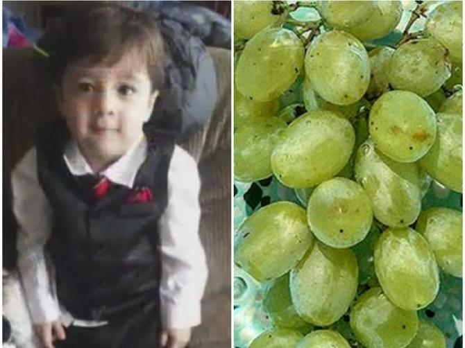 U jednom trenutku je jeo grožđe, u sledećem je usledila TRAGEDIJA: Da sam znala OVU STVAR sin bi mi danas bio živ