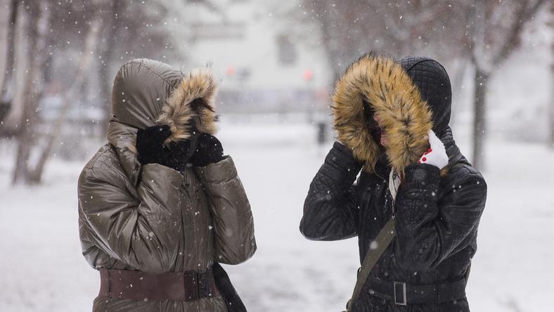 Hétvégén több helyütt havazhat / Fotó: MTI