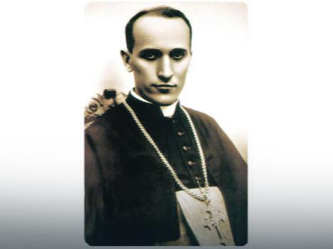 Stepinac is currently in a state of blessedness, or step of the saint