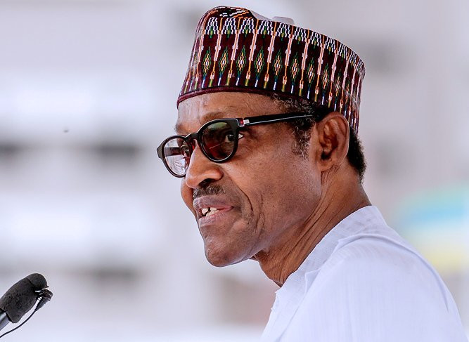 President Muhammadu Buhari had the rub of the green at the election petition tribunal ( Presidency)