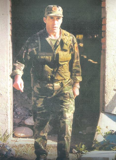 Zločinac u uniformi OVK
