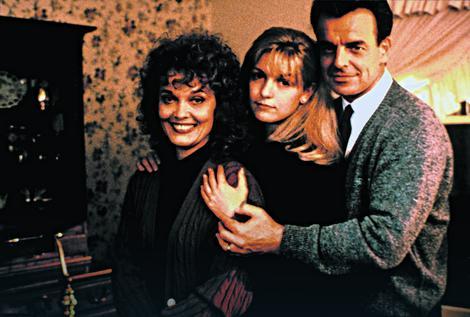 Lora Palmer sa roditeljima