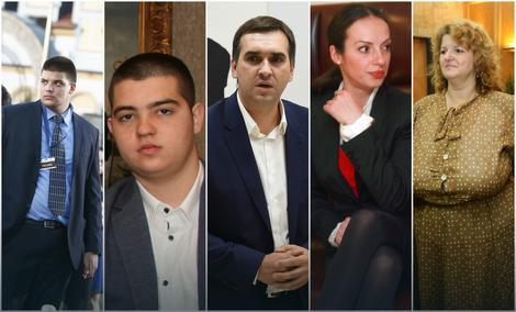 Deca srpskih političara