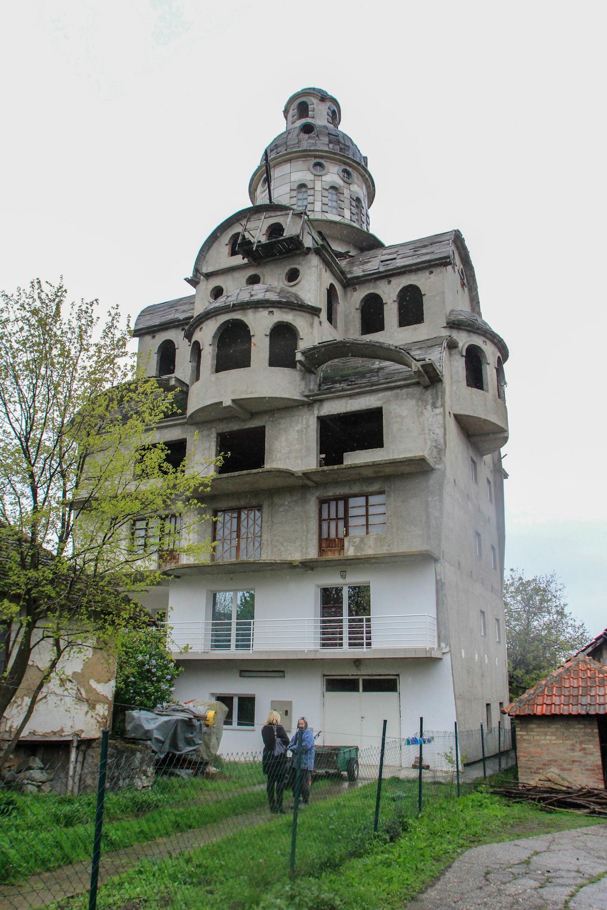 I Ripanj ima dvorac