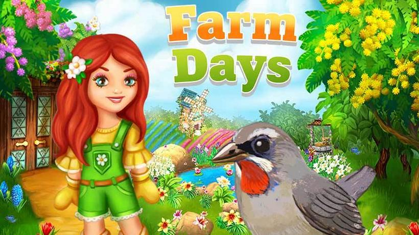 Gry Mamo to ja Farm Days
