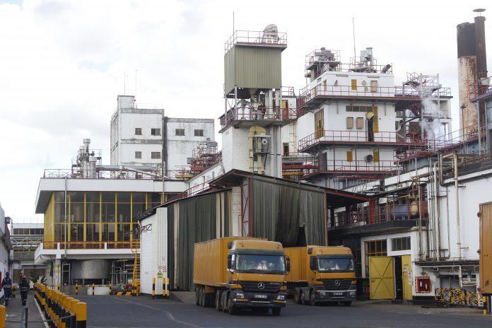 Kenya Breweries Limited (KBL) plant in Nairobi.
