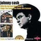 "Johnny Cash - ""With His Hot And Blue Guitar/Sings The Songs That Made Him Famous (2on1) (Digipack)"""
