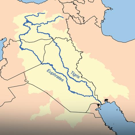 Tigar i Eufrat