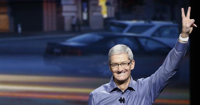 Tim Cook, prezes Apple'a