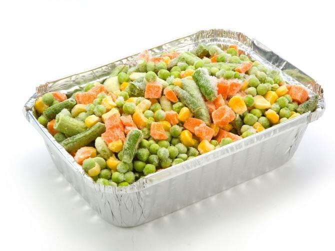 Da li je zamrznuto voće i povrće zaista toliko loše?