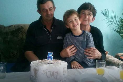 Sin Majke Hrabrosti nedavno proslavio peti rođendan