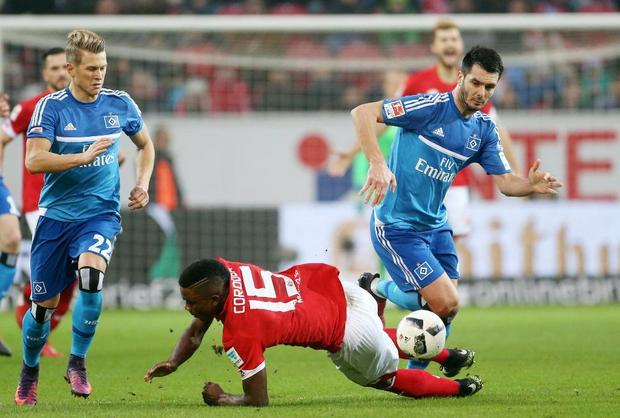 HSV in der Bundesliga