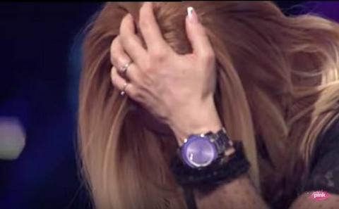 UHVATILA SE ZA GLAVU! Koga to Goca Tržan nije mogla da komentariše u Pinkovim zvezdicama? VIDEO