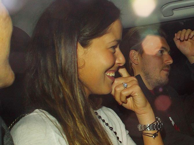 Ana se pojavila u Londonu: Jednu stvar ćete odmah primetiti na OVOJ slici!
