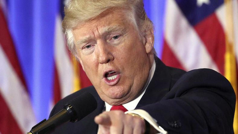 Tudta, mit indít el, mégis balhét csinált Izraelben Trump