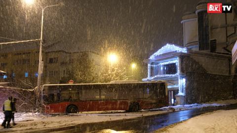 EVO KAKO JE SVE IZGLEDALO: Ovako je autobus udario u Cecinu kuću
