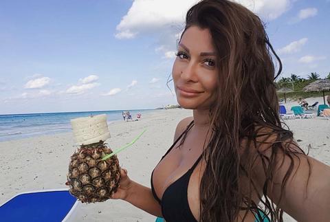Zorica Dukić u toplesu! FOTO
