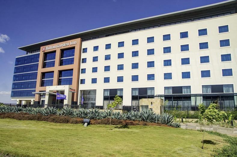 Hilton Garden Inn. (Booking)
