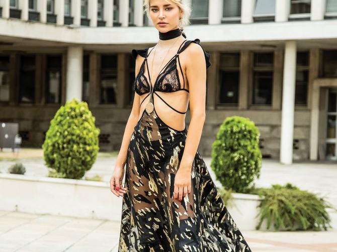 U novim modelima Biljane Tipsarević izgledaćete kao moderna princeza, ali jedna jaka i zavodljiva princeza!