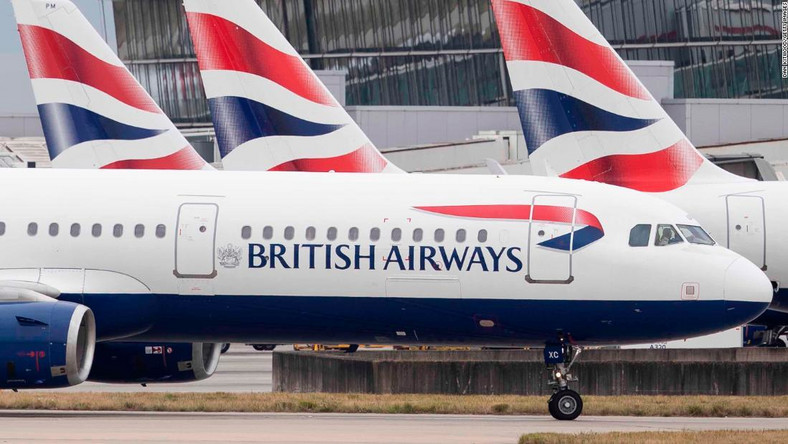 British Airways suspends flight to and from Ghana, other countries, here's why