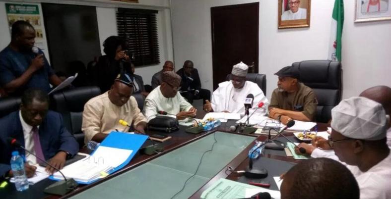 ASUU's delegation meet FG's delegation on industrial strike