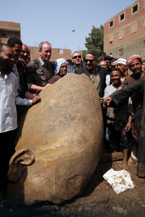 Statua Ramzesa II