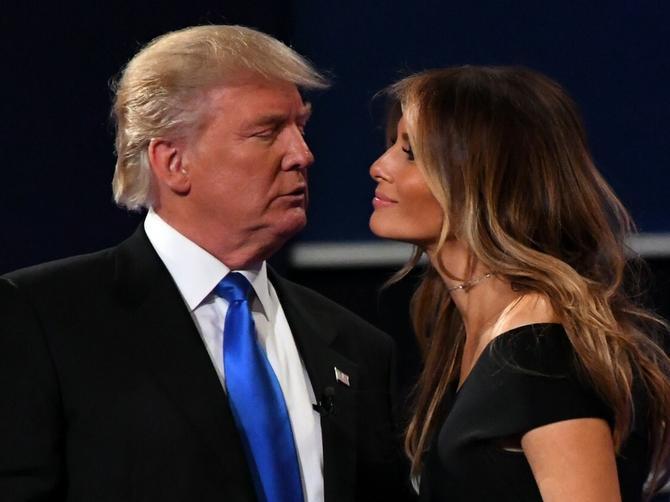 Važno je zvati se MELANIJA: Rešena misterija imena gospođe Tramp!