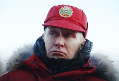 """""""Istorija će pamtiti Putina kao čoveka koji je spasio Rusiju nakon Jeljcinove nesposobnosti"""""""
