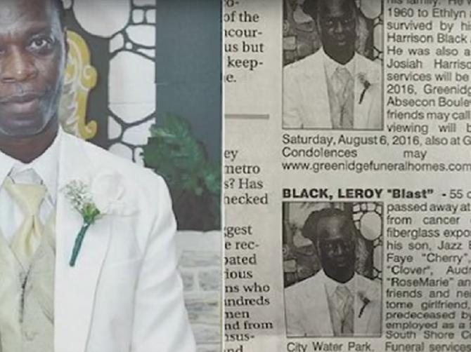 Žena i ljubavnica u istim novinama objavile umrlicu za svog voljenog