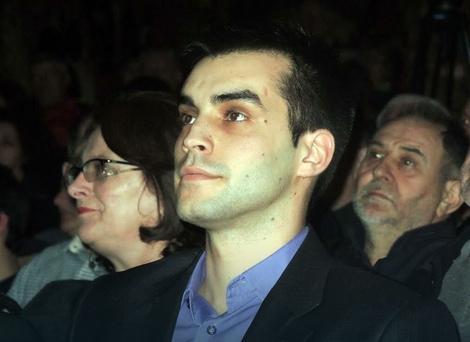Vladan Virijević, predsednik Gradskog odbora SNP u Užicu