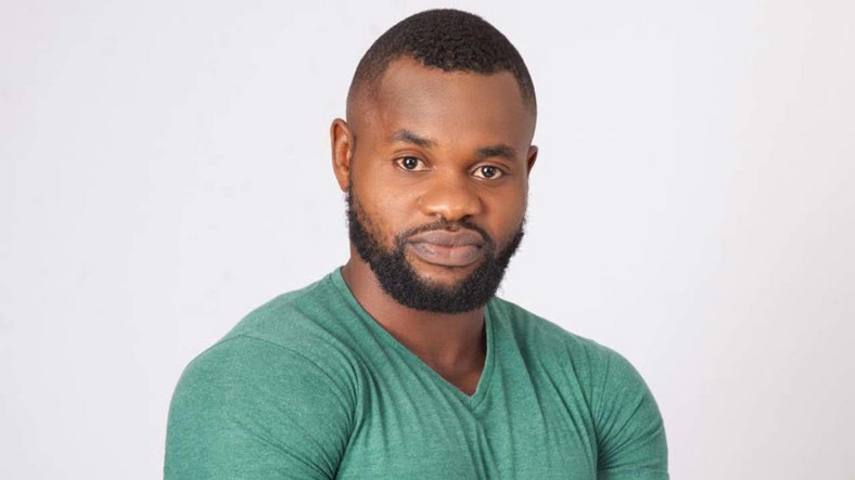 Kemen, an ex-housemate of the Big brother Naija Season 2 was the first housemate to be disqualified. [Instagram/Kemen]