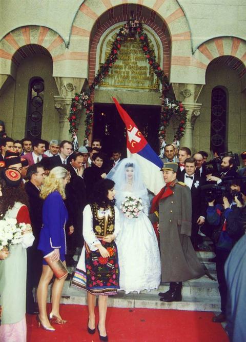 Prisetite se: Kako je izgledala Cecina i Arkanova svadba!