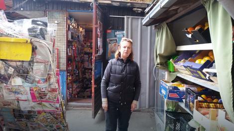 Milina Maskimović odbranila svoju radnju od razbojnika