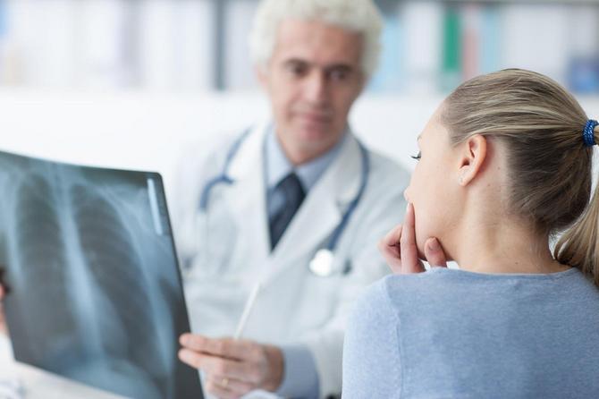 Redovno odlazite na preglede i kontrolišite zdravlje svojih pluća
