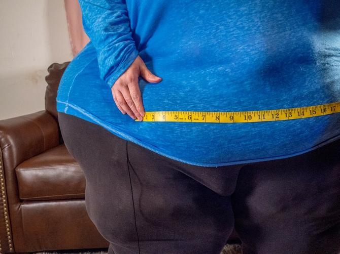 Ima 245 kilograma želi da se JOŠ UGOJI: Zbog svog tela zarađujem 2.000 dolara na sat, a muškarci me SVAKODNEVNO PROSE