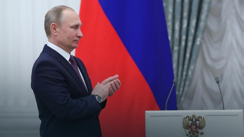 Wybory prezydenckie w Rosji zaplanowano na 18 marca 2018 roku