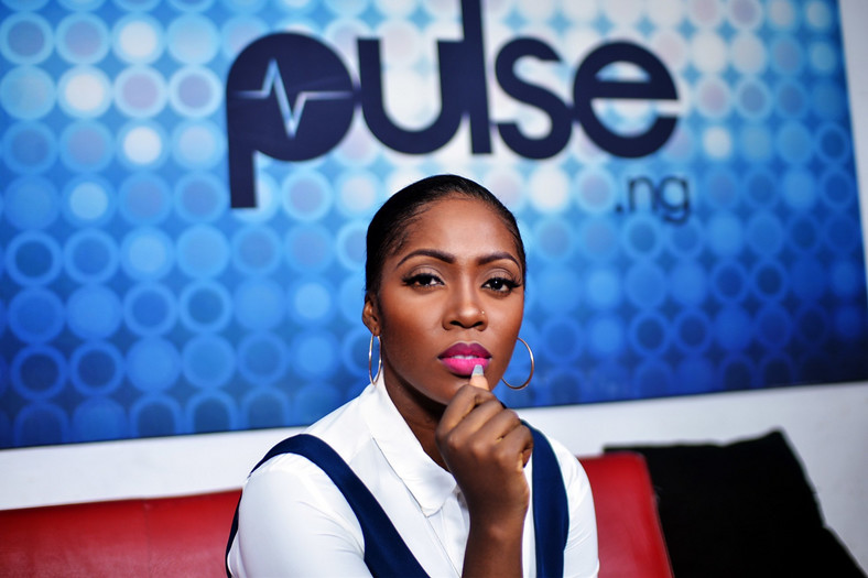 Tiwa Savage has played every card right to become one of the most powerful women in Nigerian and African music.. [Credit: Pulse Nigeria]