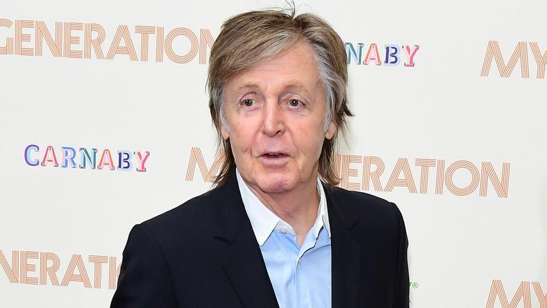 Paul McCartney / fotó: Northfoto