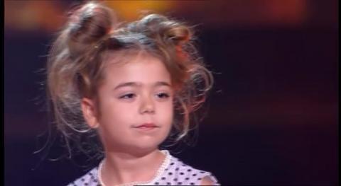 Preslatka devojčica ponovo u Pinkovim zvezdicama! VIDEO