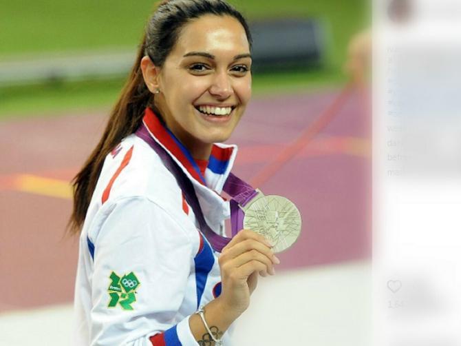 Ivana je naša najlepša olimpijka: A sad je u kupaćem pokazala SAVRŠENO IZVAJANU zadnjicu