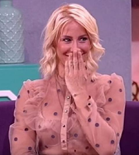 IZNENADILA SVE! Milicu Dabović u emisiji pitali o trudnoći, a ona reagovala OVAKO!