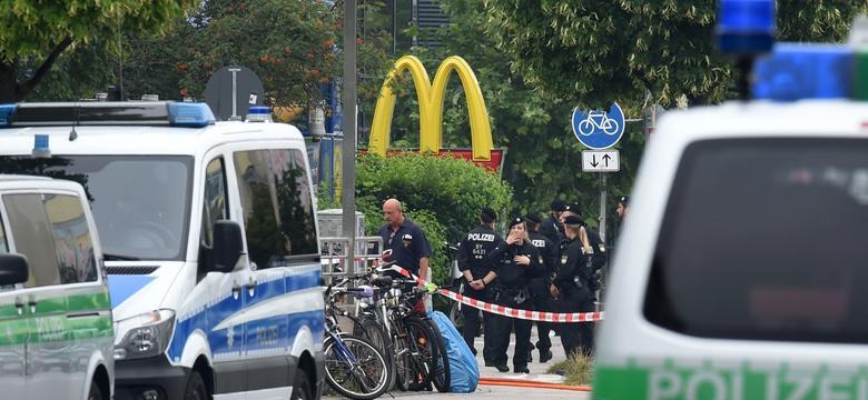 Niemieckie media o strzelaninie w Monachium