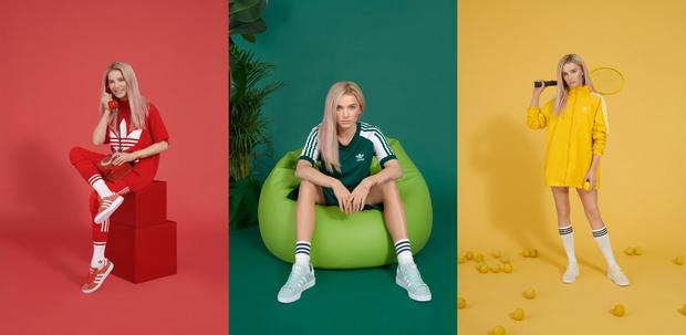 Maffashion i adidas Originals prezentują linię adicolor