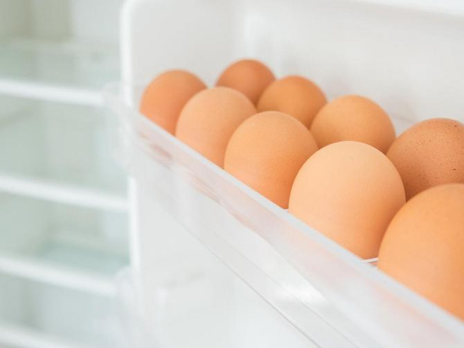Većina nas jaja odlaže baš ovako