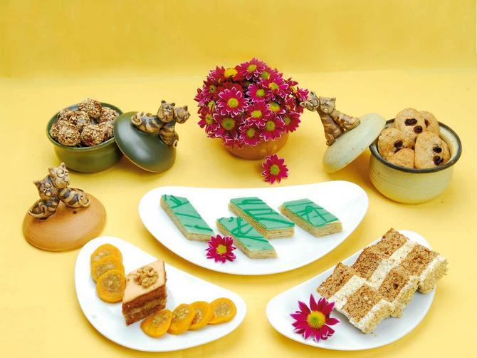 Sitni kolači: 8 najslađih recepata