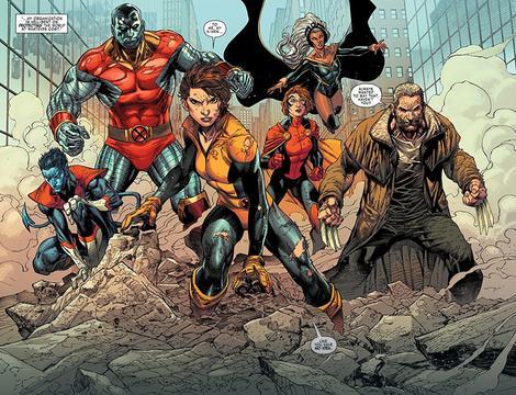 """X-Men"""