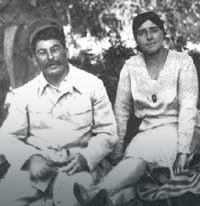 Staljin i Nadežda