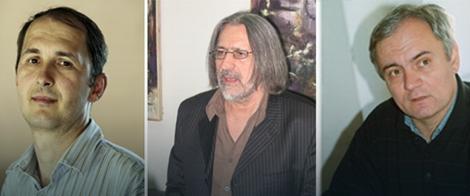 Gojko Božović, Jovan Zivlak, Vasa Pavković