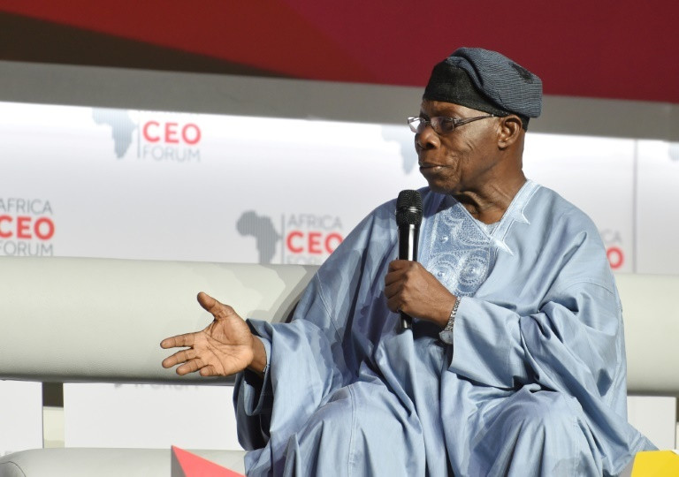 Obasanjo has become a fierce critic of President Buhari (The Nation)