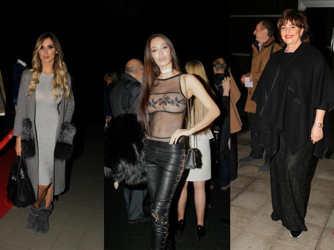 Modni žiri: Bekuta pravo sa džoginga ušetala na Nedelju mode, a Soraja iz spavaće sobe